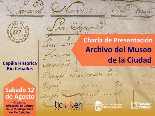 Muestra archivo flyer